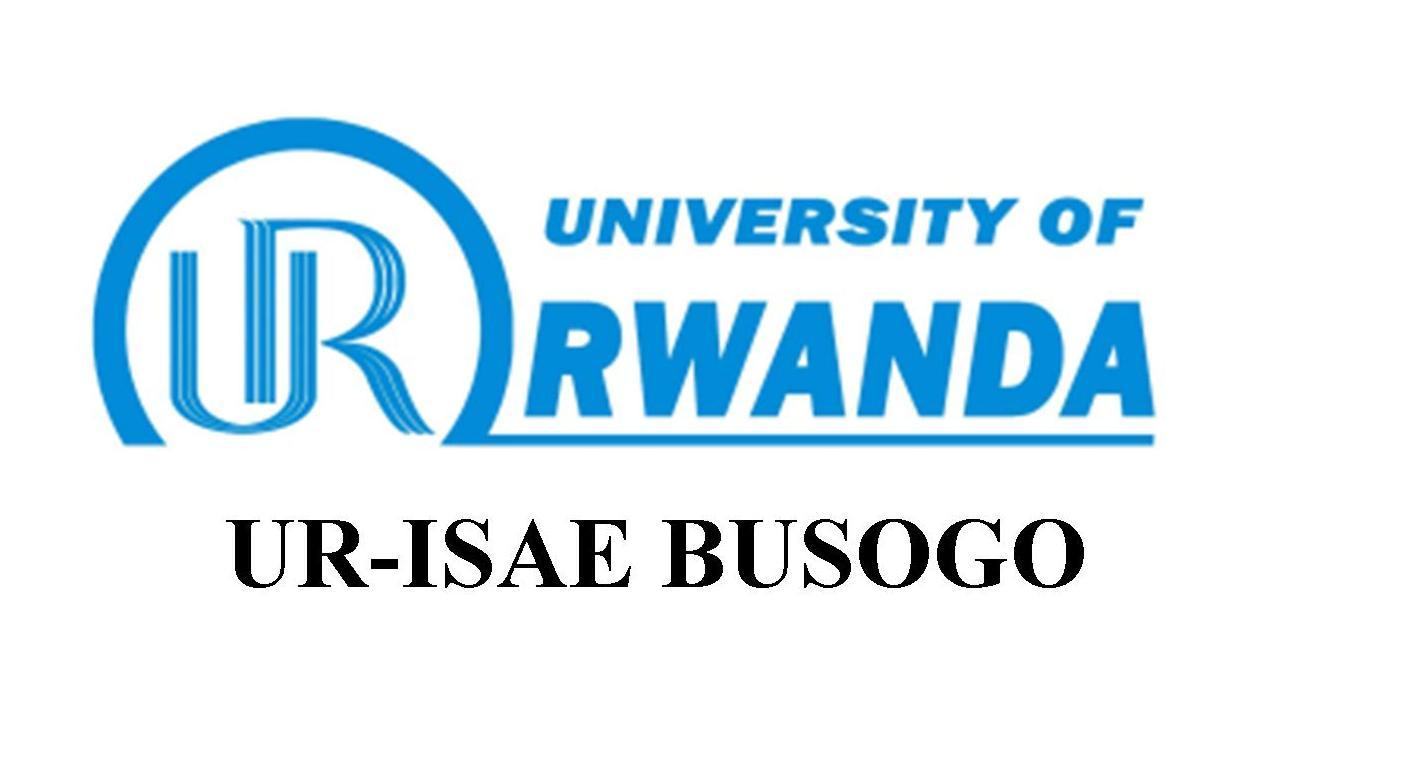 ISAE - BUSOGO